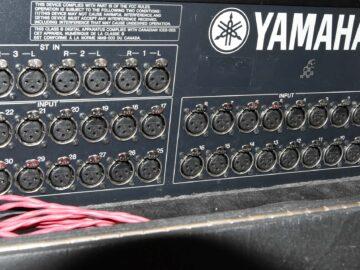 Yamaha M7CL