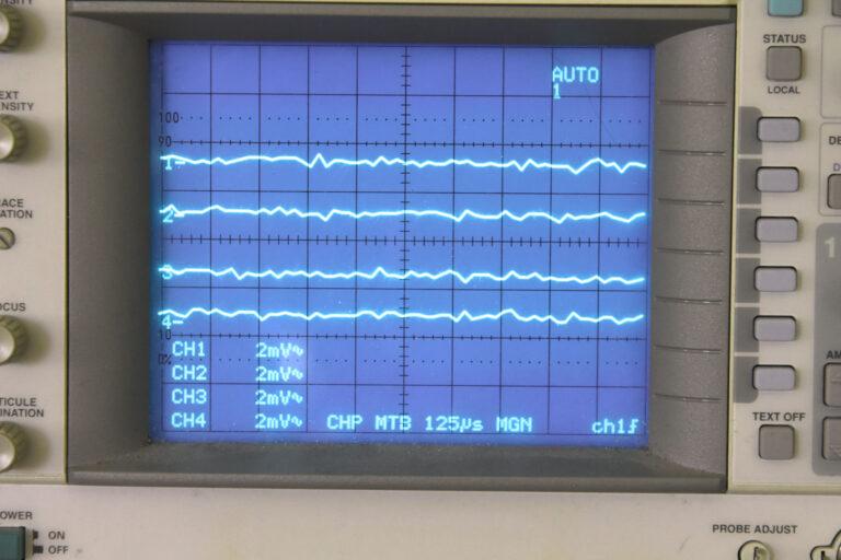 Used PM3394A Fluke Oscilloscope