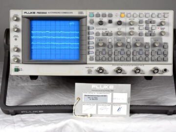 PM3394A Fluke Digital Oscilloscope