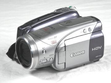 HV20 HD Camera Kit