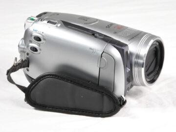 Canon HV20 HD