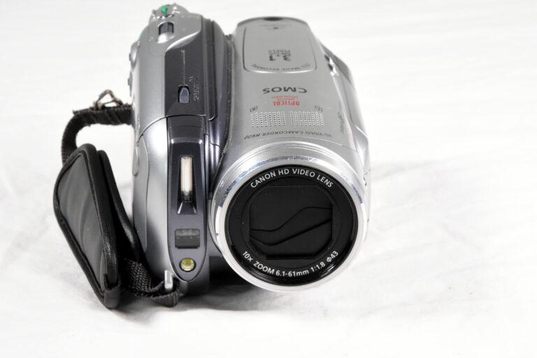 Canon HV20 HD Camera