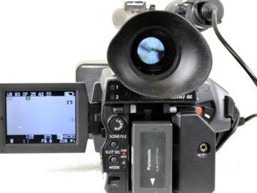 Panasonic AG-HPX171E