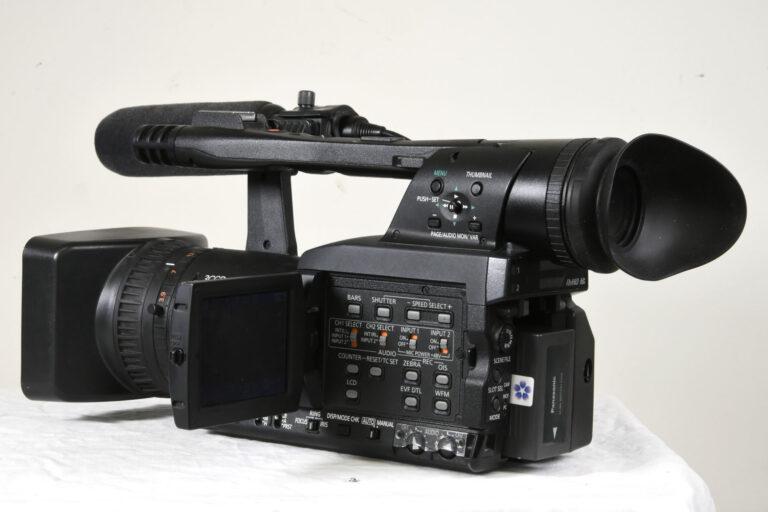 Panasonic AG-HPX171E HD used