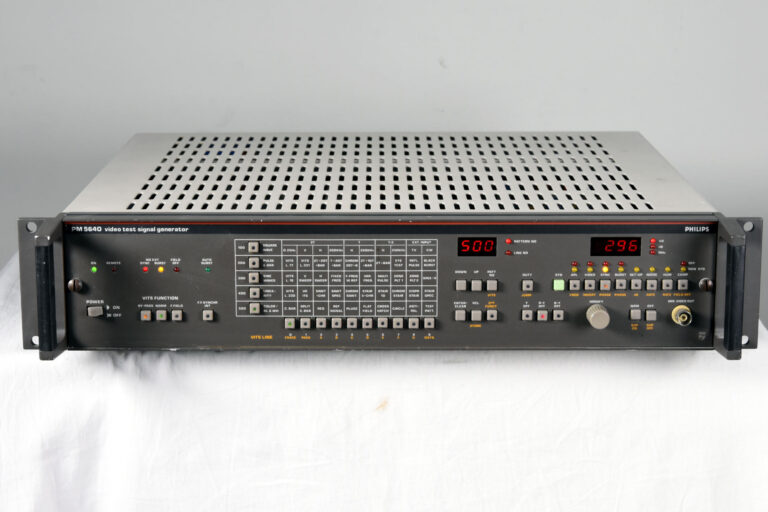 Philips PM5640 Video test generator