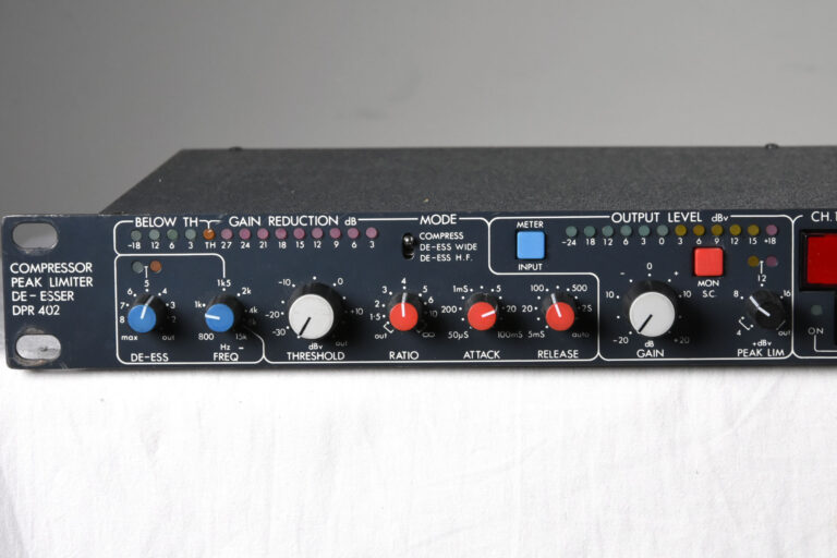 BSS DPR 402 compressor
