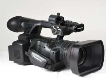 Panasonic AG HPX 250 FULL HD Camcorder