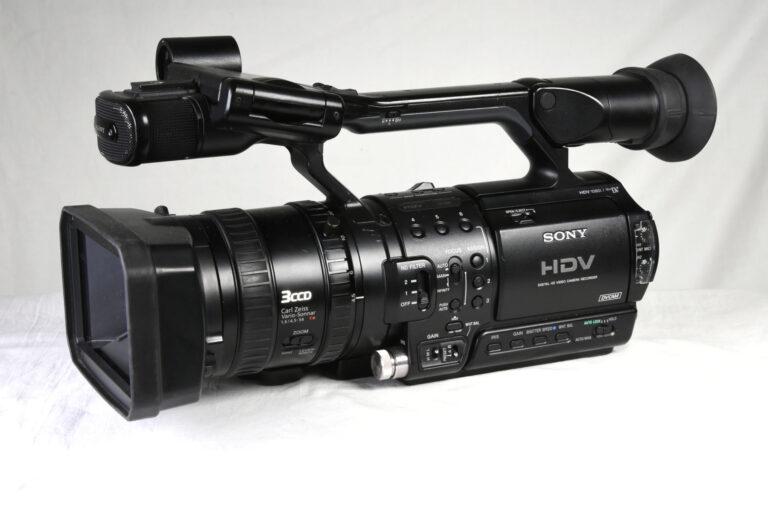 Sony HVR-Z1E HD