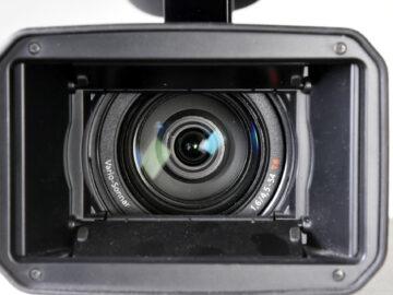 Sony HVR-Z1E HD Camera