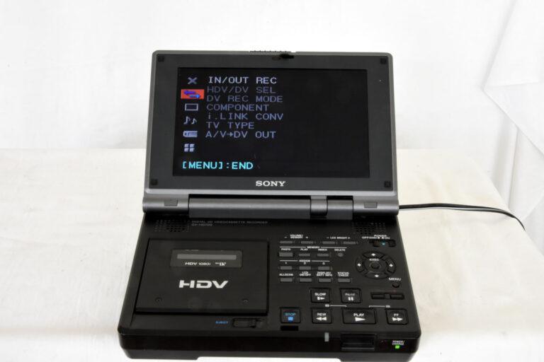 Sony GV-HD700