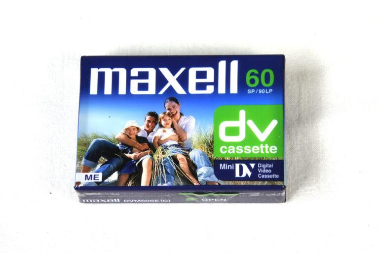 Maxell DC Cassette