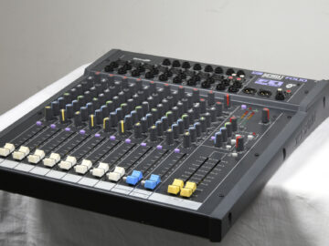 Soundcraft Spririt Folio