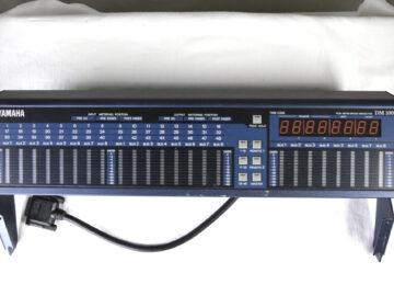 Yamaha MB1000 Peak Meter Bridge