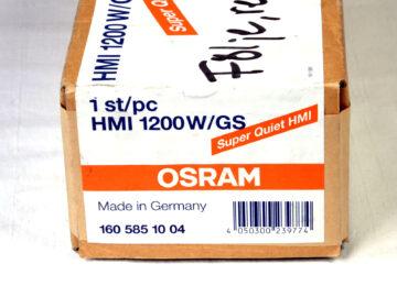 Osram HMI 1200W/GS