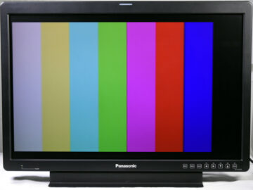 Panasonic BT-LH2550E Monitor Full HD