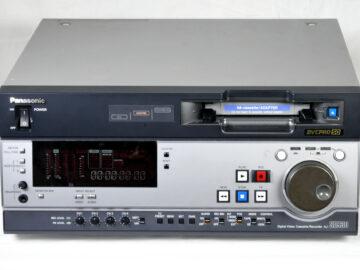 Panasonic AJ-SD930EVTR PAL
