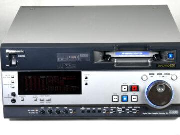 Panasonic AJ-SD930E VTR PAL