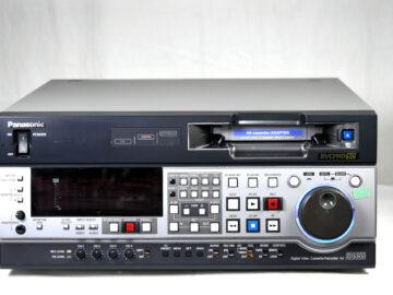 Panasonic AJ-SD955E VTR PAL
