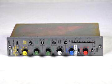 NTP 179-160 Compressor Limiter Gate Grey