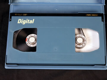 Fuji D321 Digital Betacam Tape