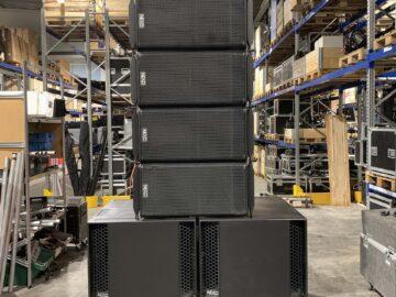 NEXO S12 / LS18 / NXAMP Line Array