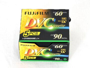 Fuji DVM60AME Recording Tape