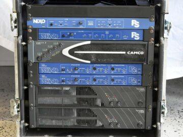 NEXO Camco TD controller