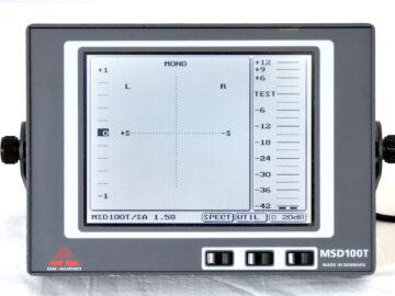 DK Audio MSD100T-SA Master Stereo Display
