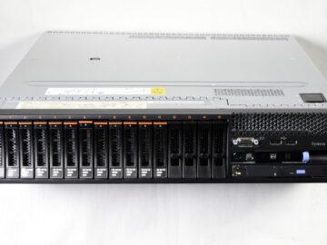 IBM x3650 M3 1x Xeon E5645 2.4GHz