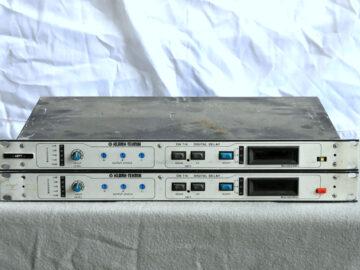 Klark Teknik DN716 Digital Delay