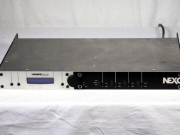 Nexo NX241 Speaker Processor with internal fan