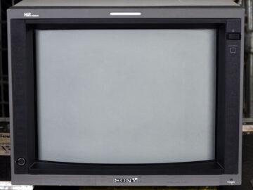 Sony PVM-14L4 14 inch RGB Broadcast Monitor